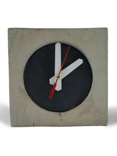 Mantle clock Bedside clock Office clock Industrial decor